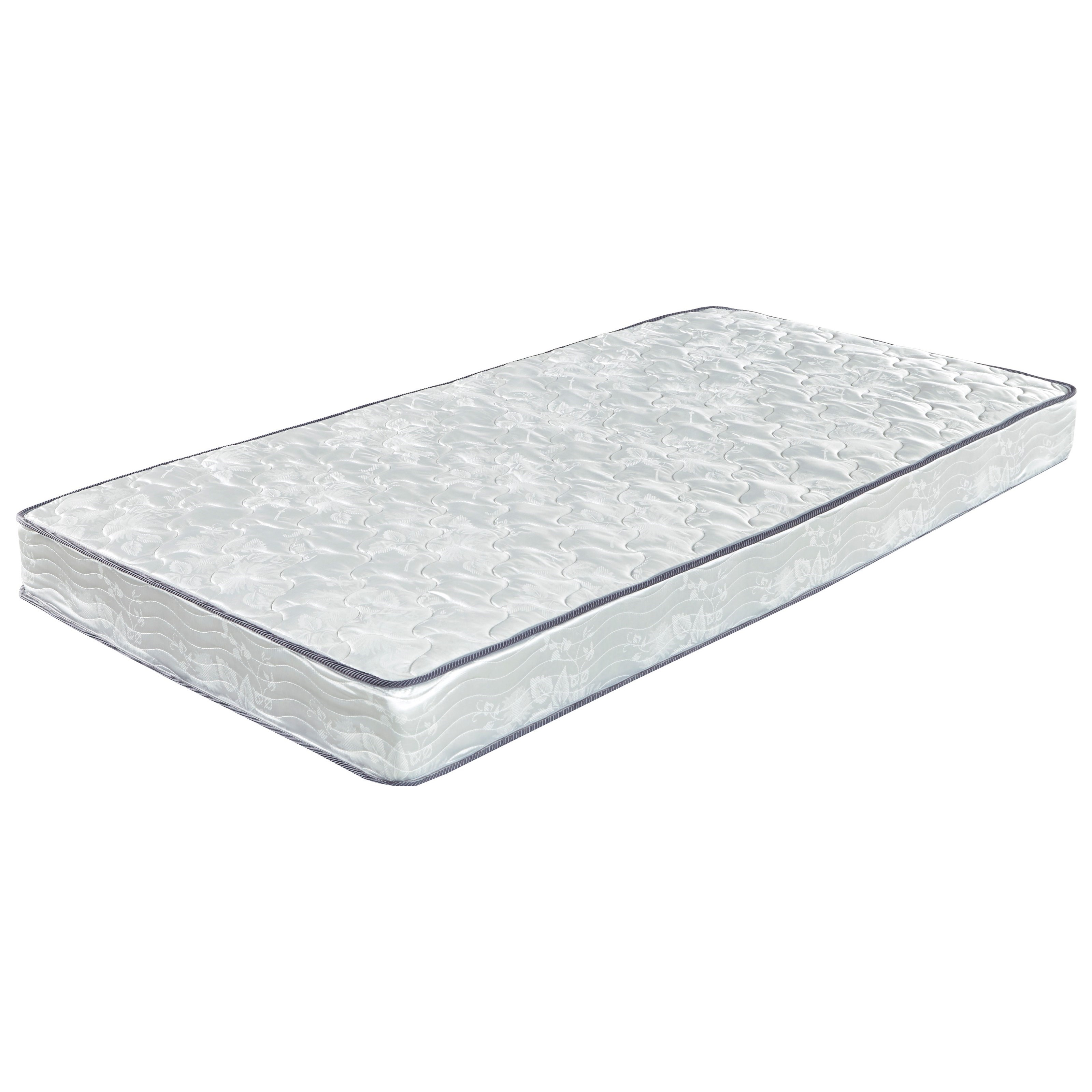 "Ashley Firm Full 6"" Firm Innerspring Mattress by Ashley Sleep at Houston's Yuma Furniture"