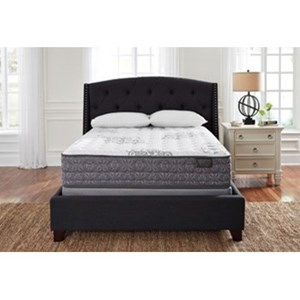 Ashley Sleep Grey Addison Firm Queen Firm Mattress Set