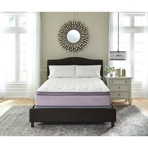 Ashley Sleep Lilac Anniversary Pillow Top Queen Pillow Top Mattress