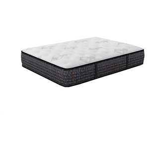 "Ashley Sleep M753 Bonita Springs Firm Queen 15 1/2"" Firm Pocketed Coil Mattress"