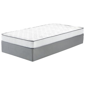 "Ashley Sleep Tori Ltd Twin 8"" Firm Innerspring Mattress Set"