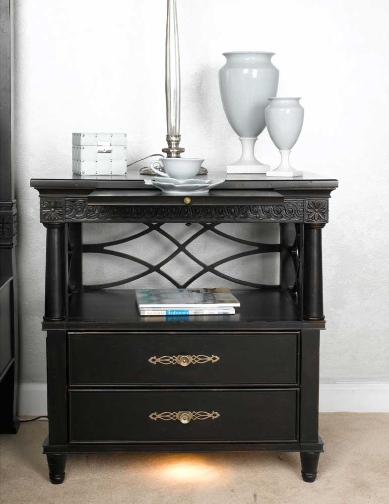 Young Classics Liberty Night Stand By Aspenhome