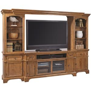 "Aspenhome Alder Creek 65"" Entertainment Wall"