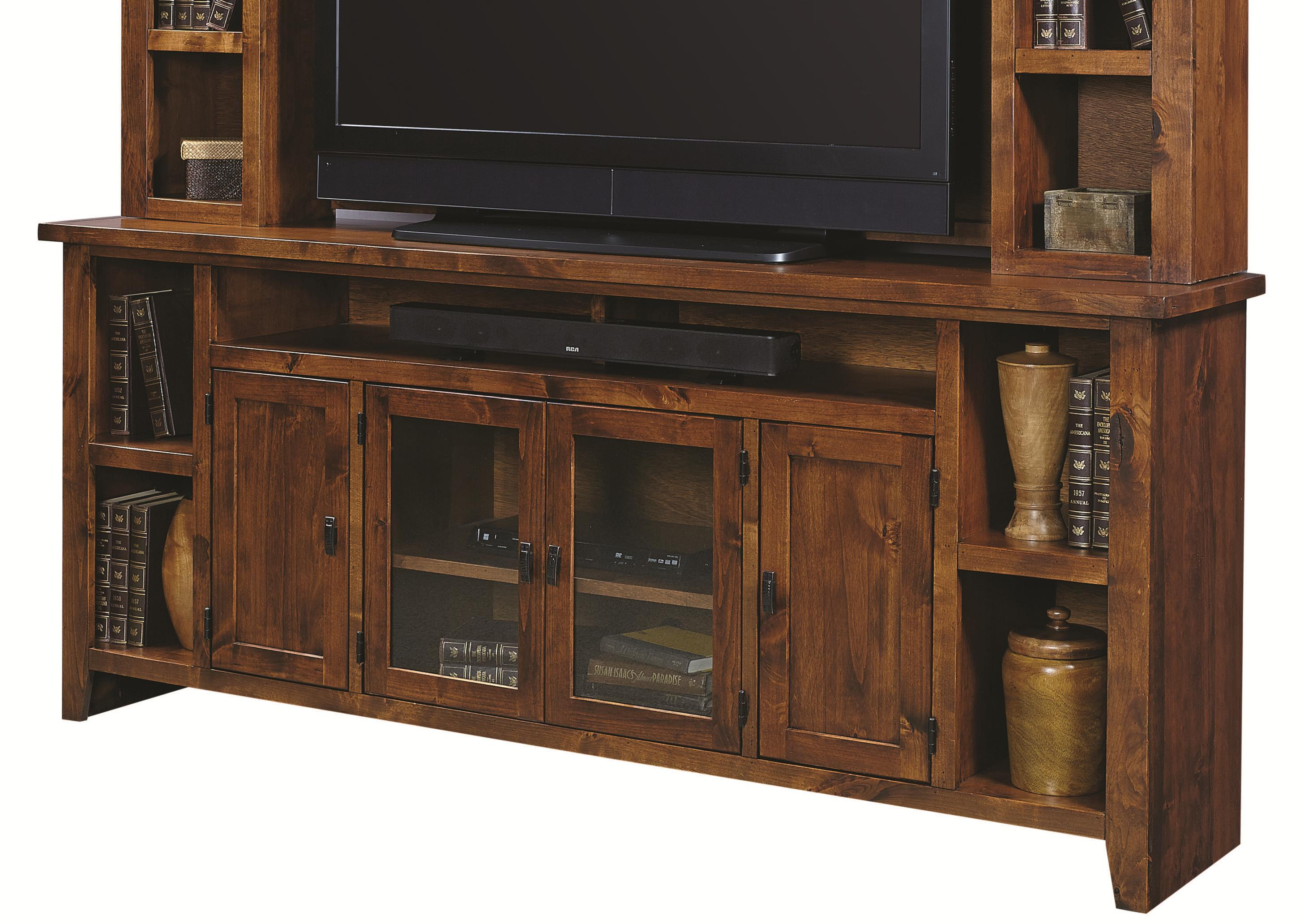 "Alder Grove 84"" Console by Aspenhome at Walker's Furniture"