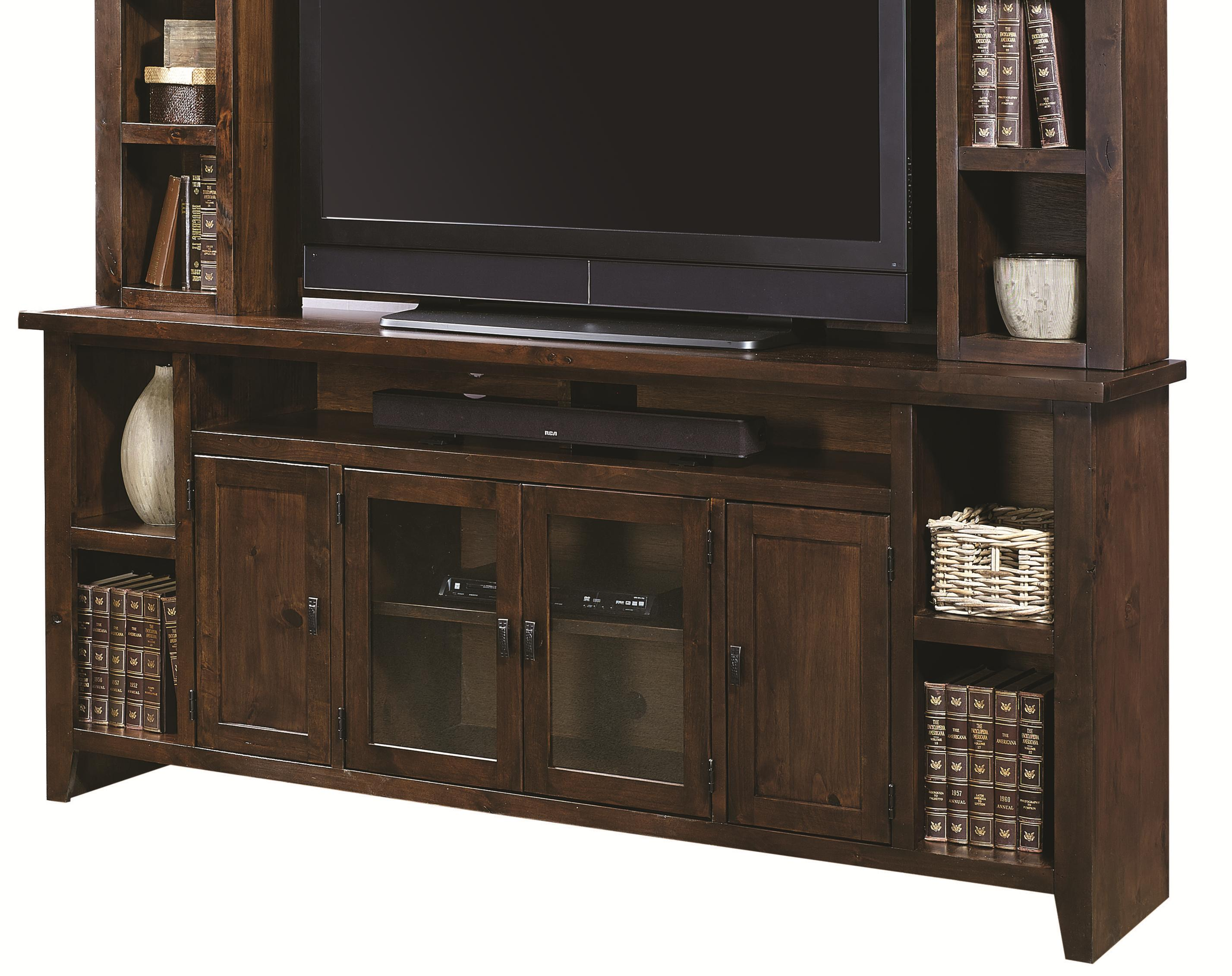 "Alder Grove 84"" Console by Aspenhome at Fashion Furniture"