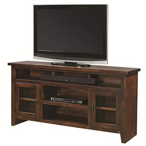 "Morris Home Alder Grove 65"" Console with Doors"