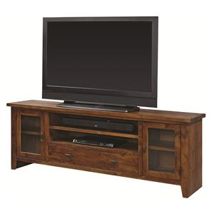 "Highland Court Alder Grove 76"" Console with Drawer"