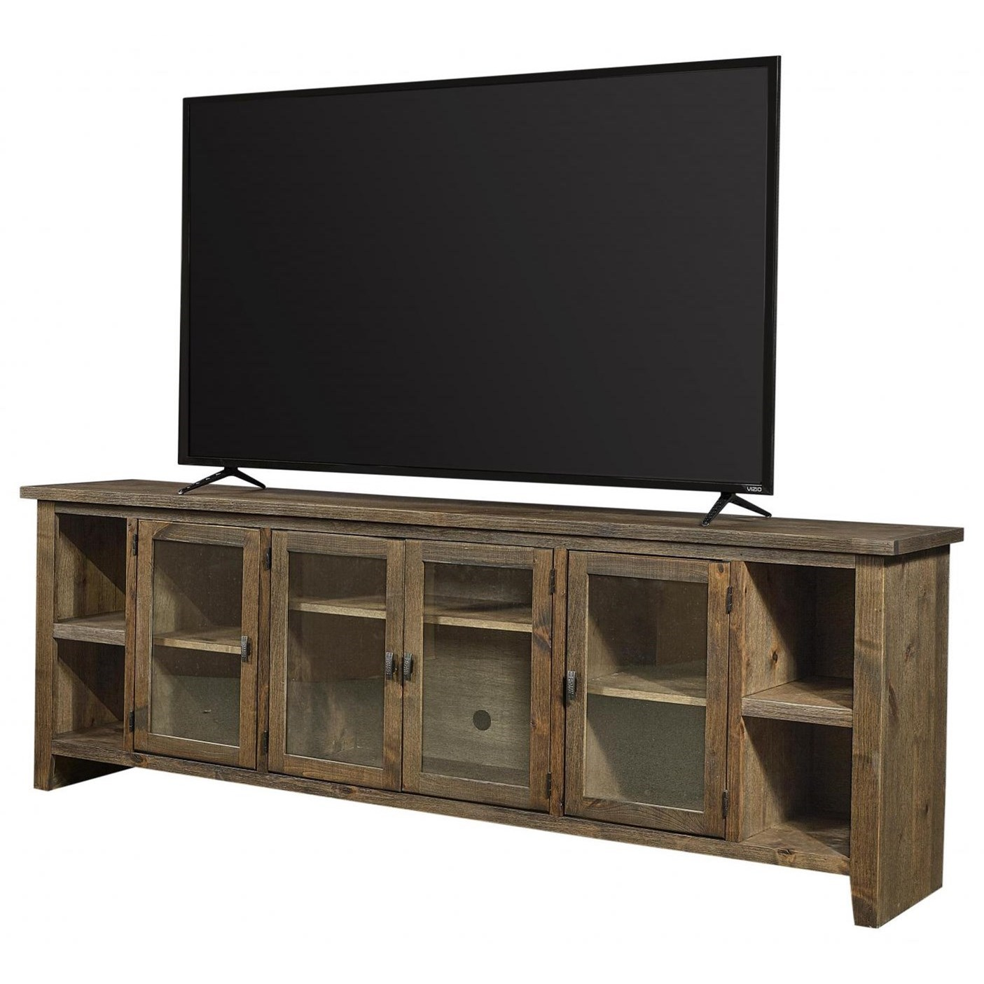 Alder Grove TV Stand by Aspenhome at Stoney Creek Furniture