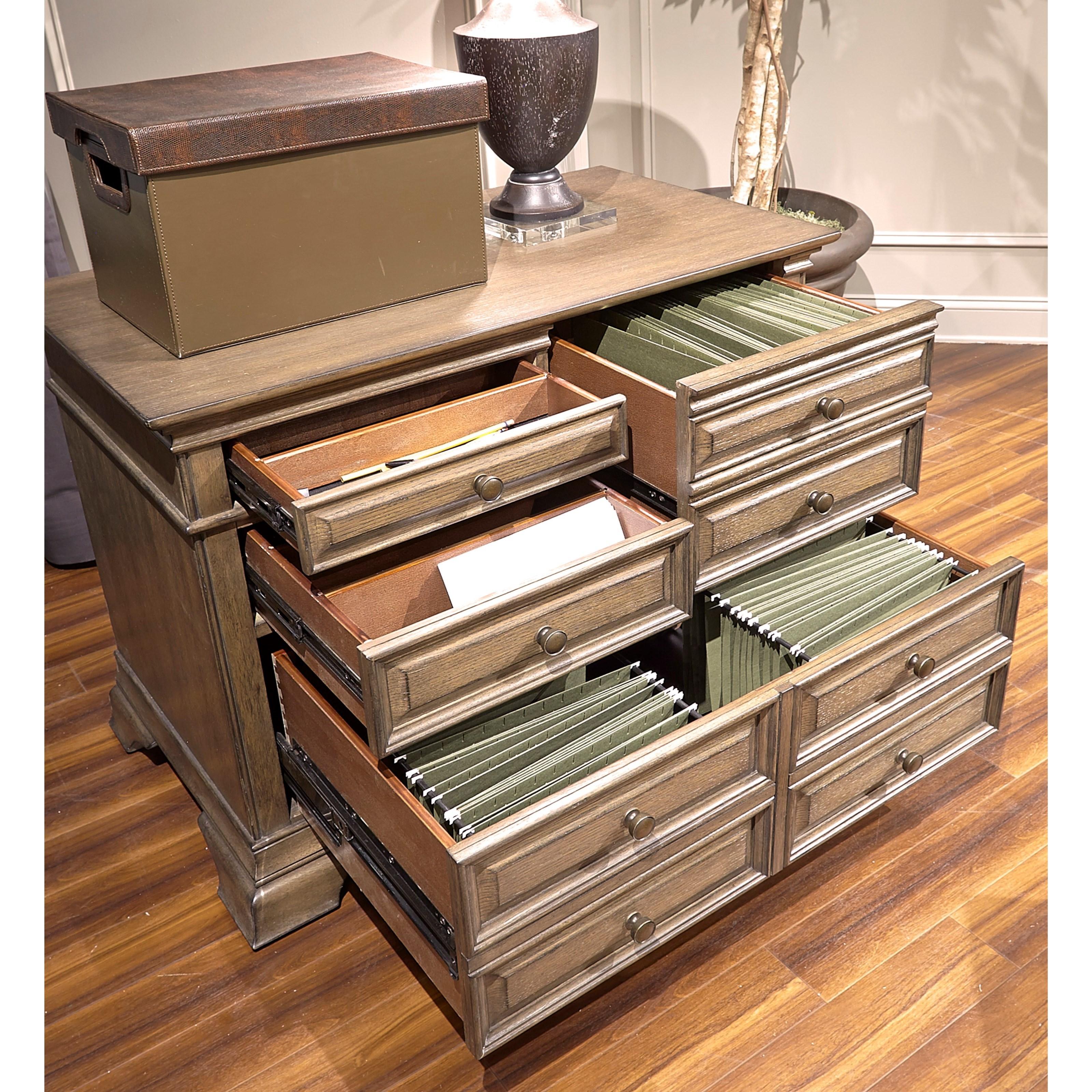 Aspenhome Arcadia I92 378 Combo File Cabinet Baer S