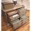 Aspenhome Arcadia Combo File Cabinet