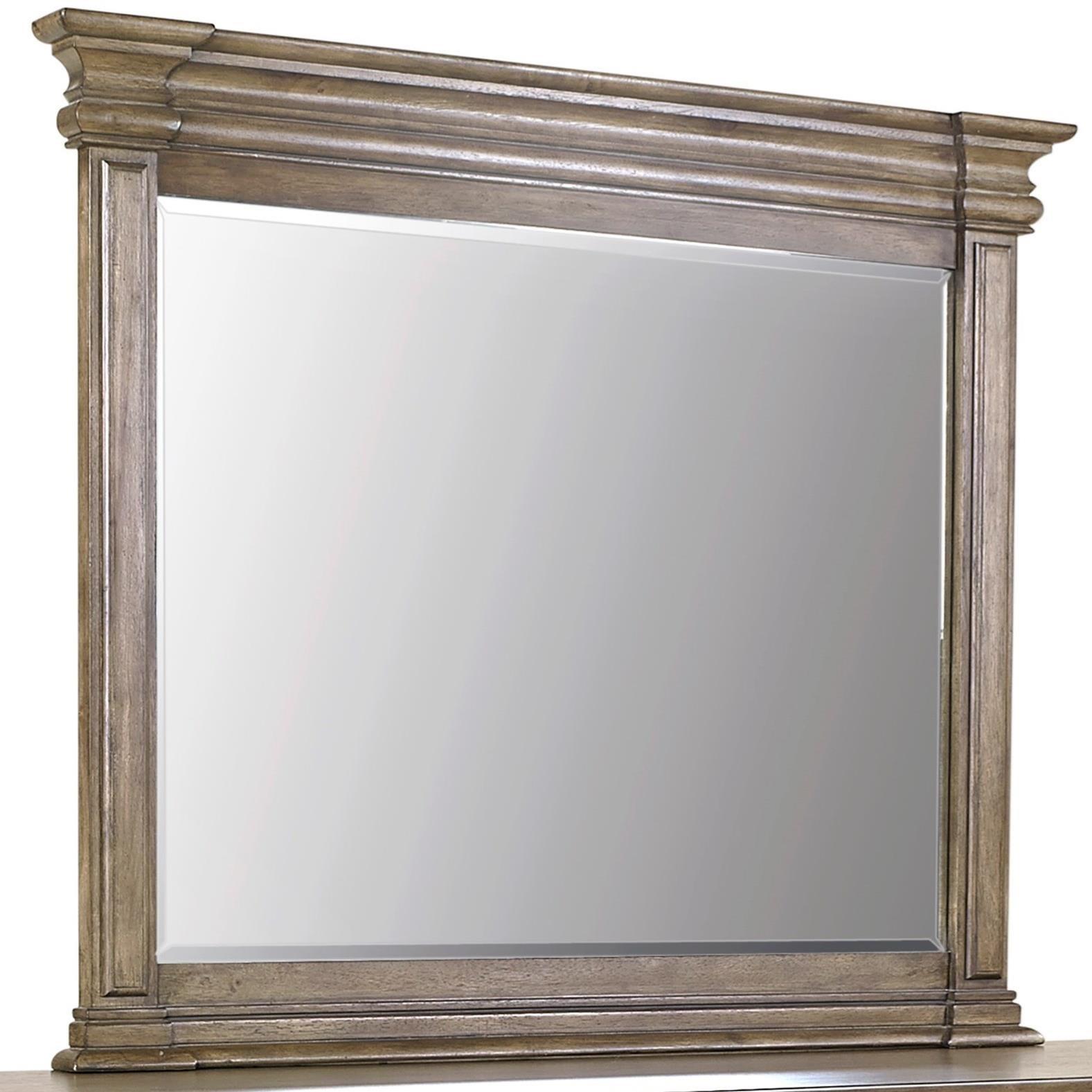 Aspenhome Arcadia Dresser Mirror  - Item Number: I92-462