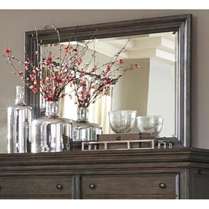 Morris Home Furnishings Arcadia Landscape Mirror