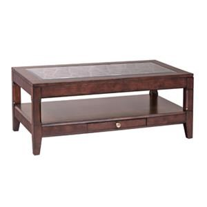 Morris Home Furnishings Atlas Atlas Cocktail Table