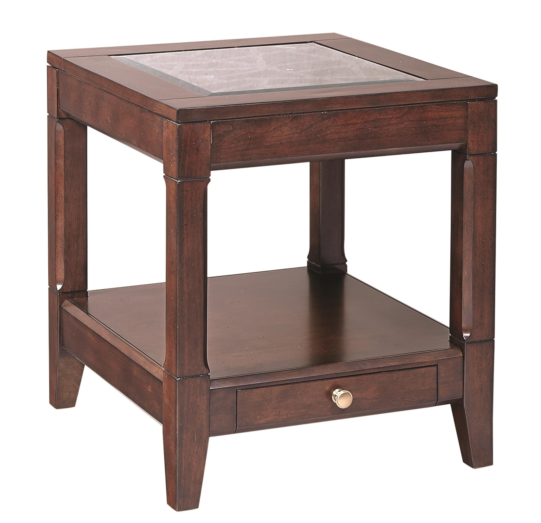 Morris Home Furnishings Atlas Atlas End Table - Item Number: 562815284