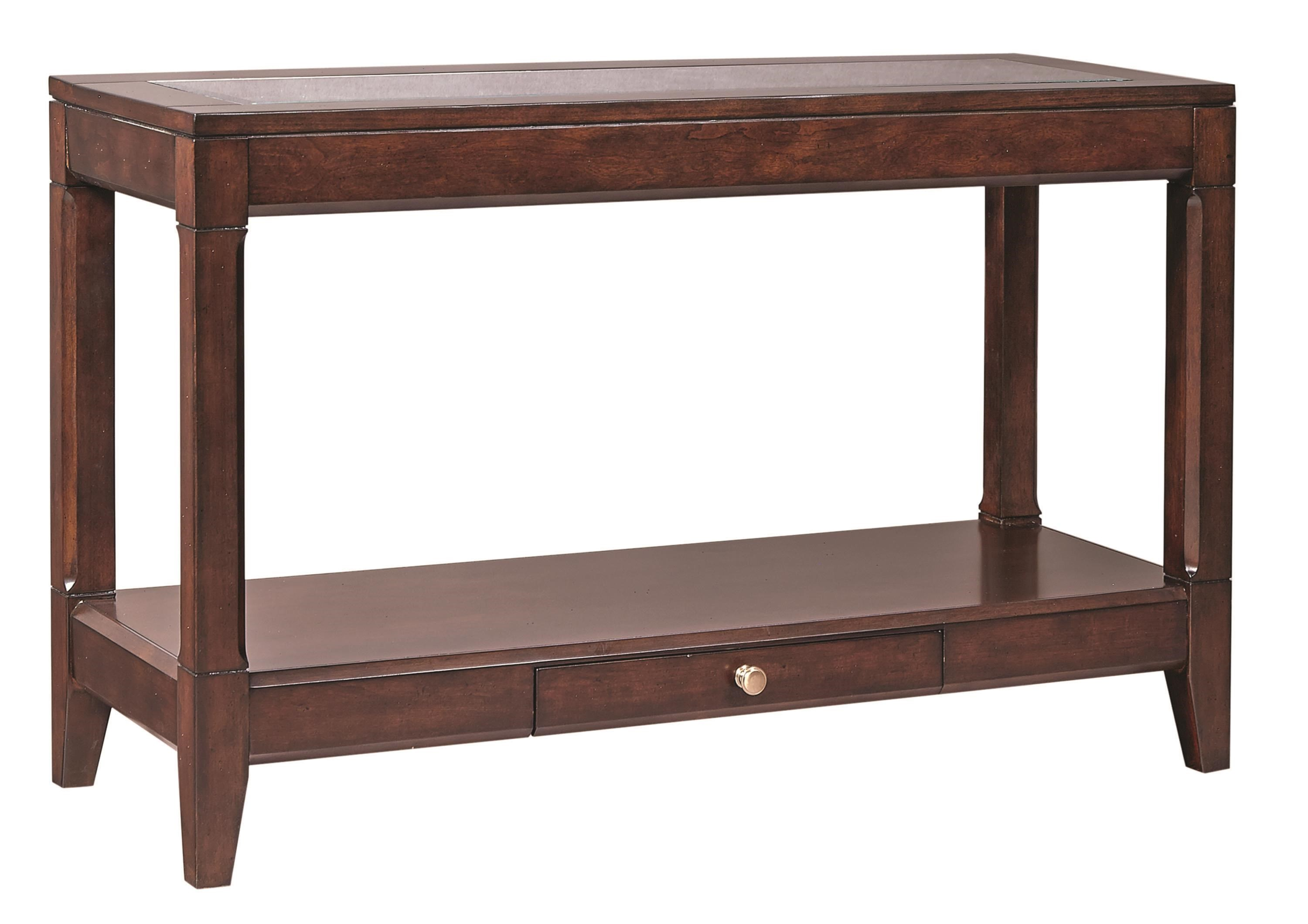 Morris Home Furnishings Atlas Atlas Sofa Table - Item Number: 748171205