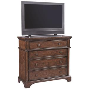 Aspenhome Bancroft Liv360 Entertainment Chest