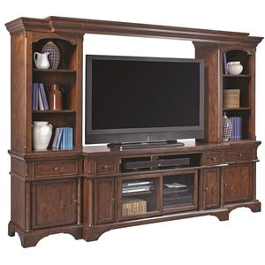 "Aspenhome Bancroft 65"" Entertainment Wall"