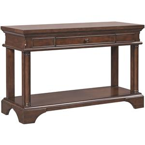 Aspenhome Bancroft Sofa Table with Power