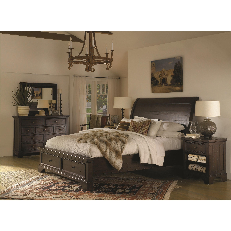 Aspenhome Bayfield King Bedroom Group - Item Number: I70 K Bedroom Group 3