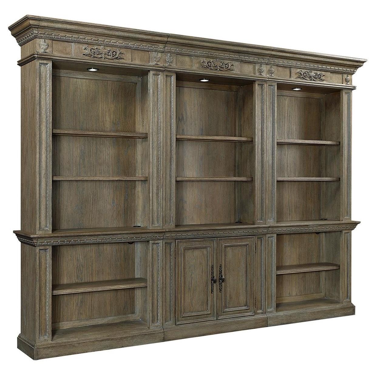 Bookcase Combination