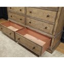 Aspenhome Belle Maison Master Chest with Felt-Lined Top Drawers