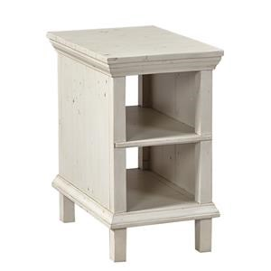 Morris Home Furnishings Brentley Park Brentley Park Chair Side Table