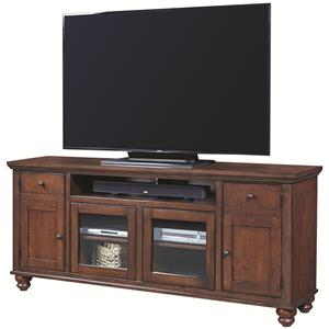 "Morris Home Furnishings Clinton 75"" Console"