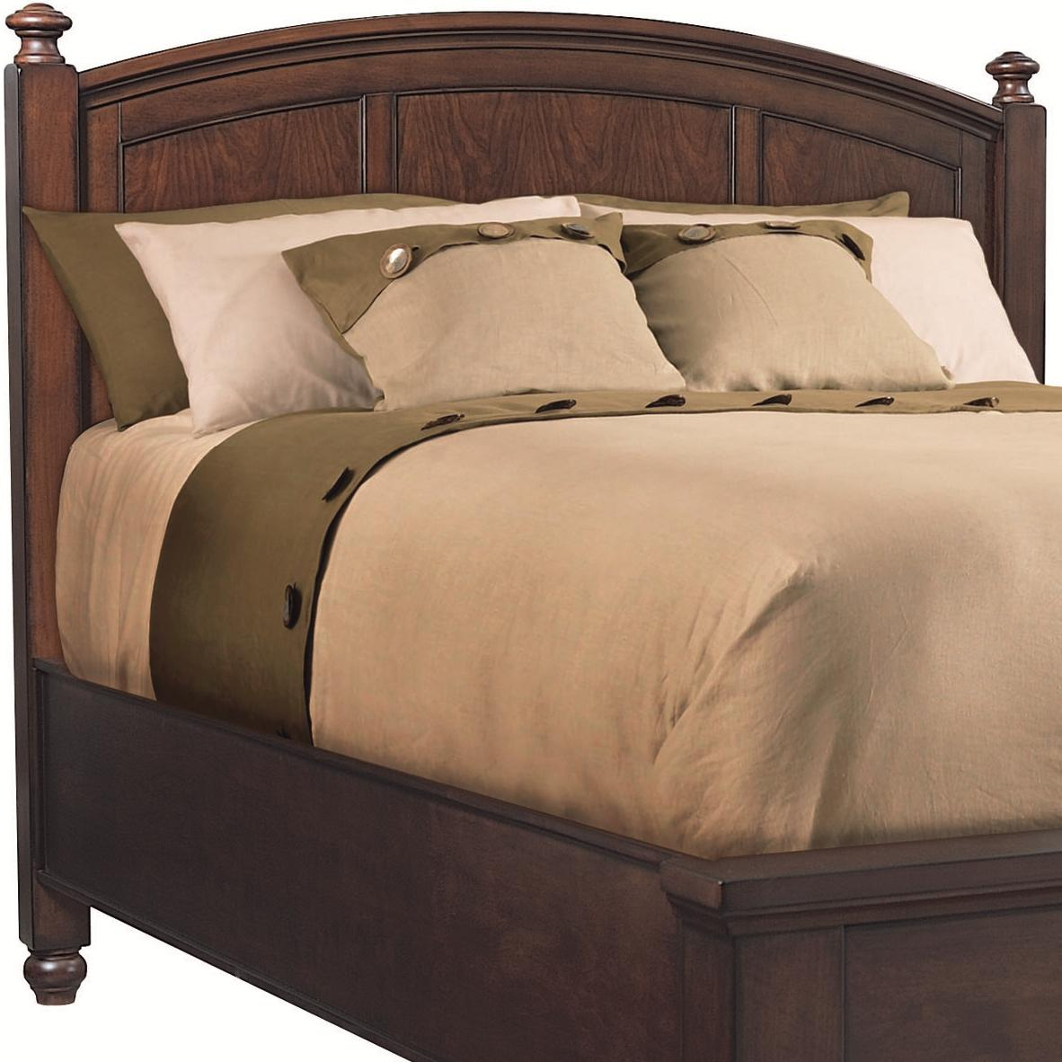 Aspenhome Cambridge King/Cal King Panel Headboard - Item Number: ICB-415-BCH