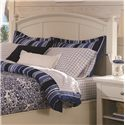 Aspenhome Cambridge King/Cal King Panel Headboard - Item Number: ICB-415-EGG