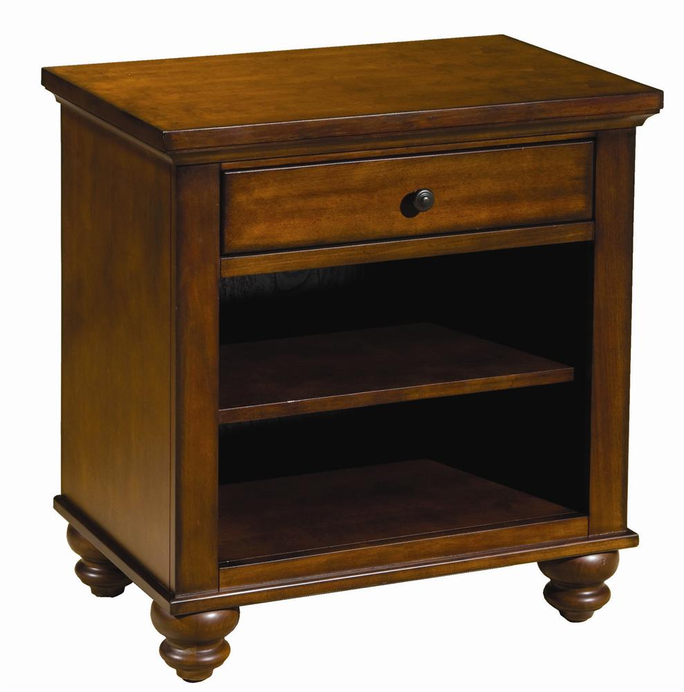 Aspenhome Cambridge One Drawer Night Stand - Item Number: ICB-451