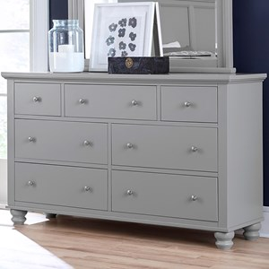Highland Court Cambridge Double Dresser