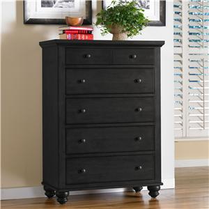 Morris Home Furnishings Clinton Clinton Chest
