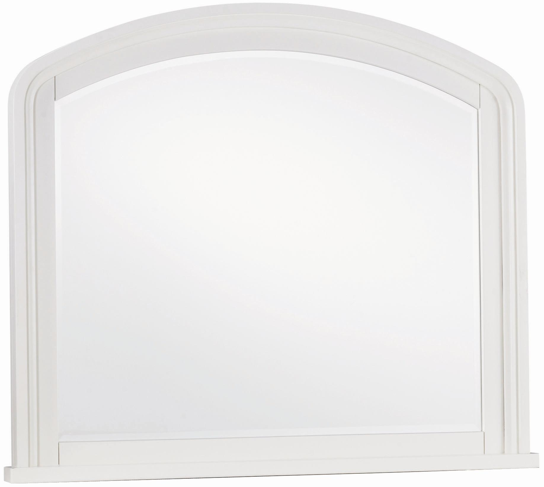 Aspenhome Cambridge Double Dresser Mirror - Item Number: ICB-462-EGG