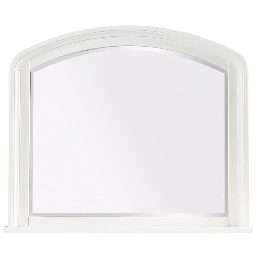 Cambridge CB Double Dresser Mirror by Aspenhome at Walker's Furniture