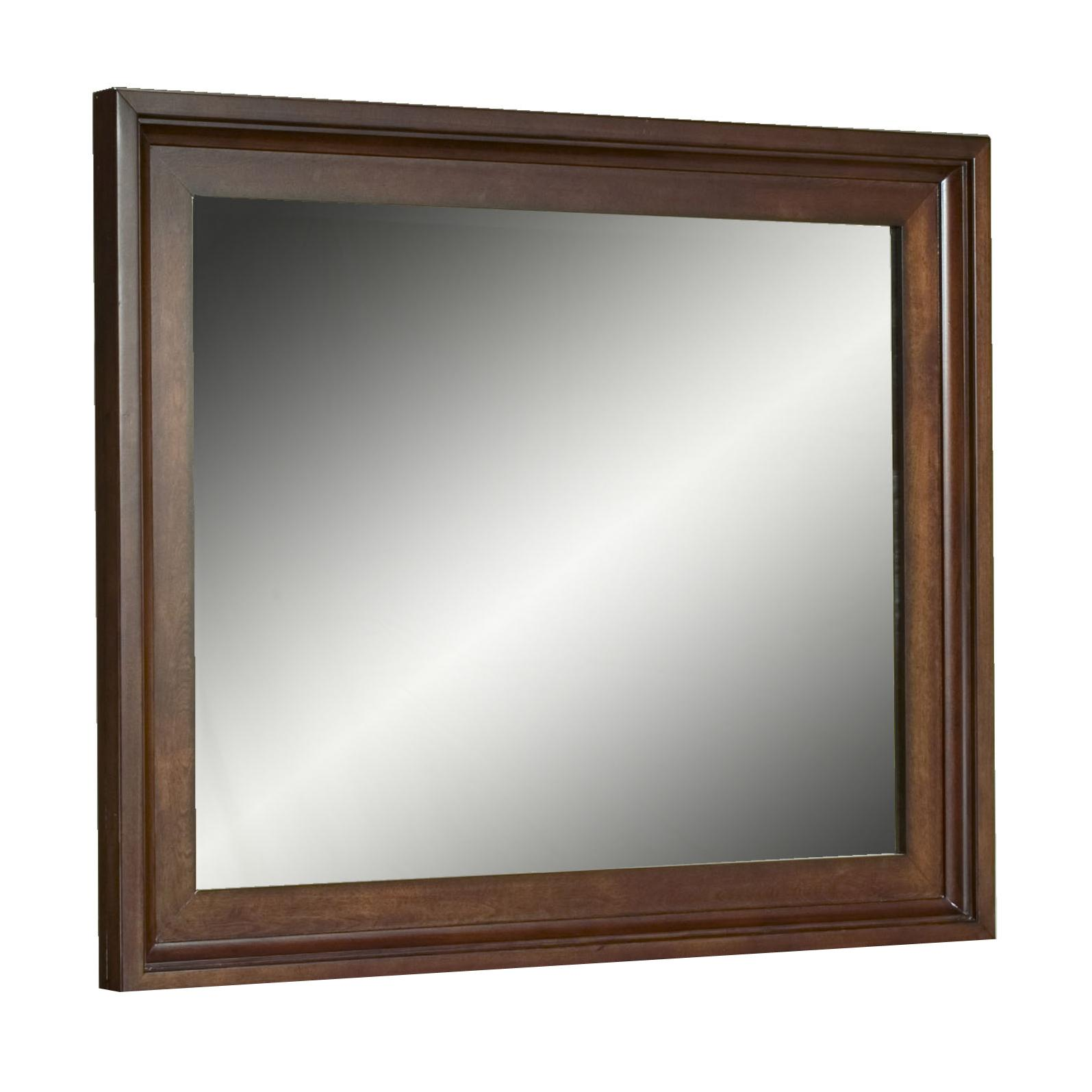 Morris Home Furnishings Clinton Clinton Chesser Mirror - Item Number: ICB-463-BCH