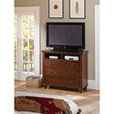 Aspenhome Cambridge Entertainment Chest - ICB-485