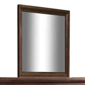 Aspenhome Cambridge Dresser Mirror - Item Number: ICB-563-BCH