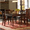 Aspenhome Cambridge Table & Chair Set - Item Number: ICB-6050+6670A+6670S