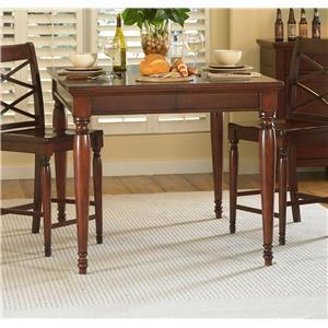 Morris Home Furnishings Clinton Clinton Counter Height Table