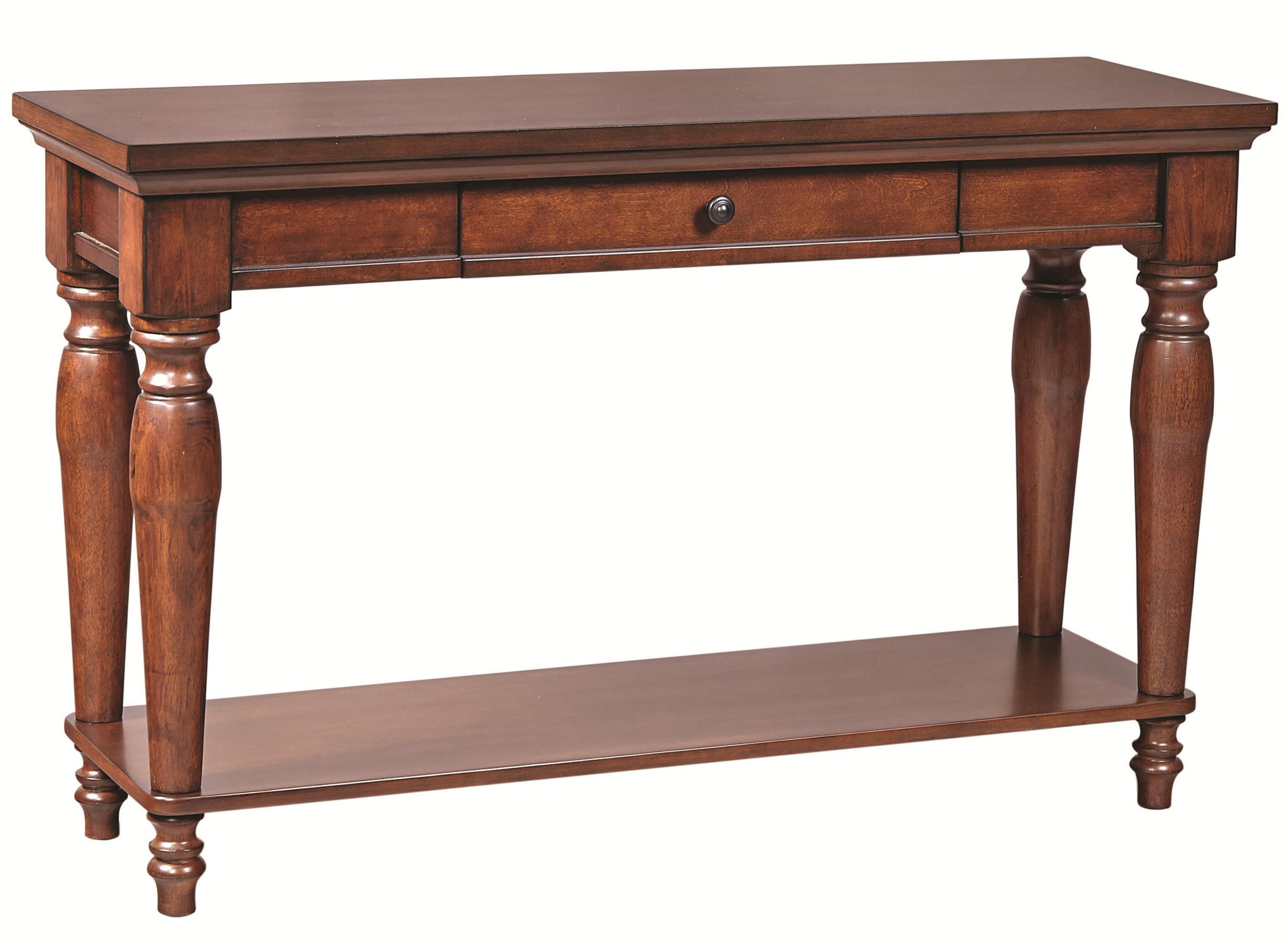 Aspenhome Cambridge Sofa Table - Item Number: ICB-9150-BCH