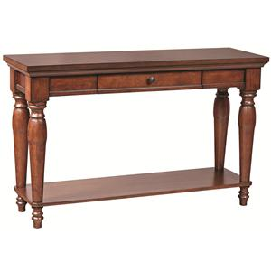 Morris Home Furnishings Clinton Sofa Table