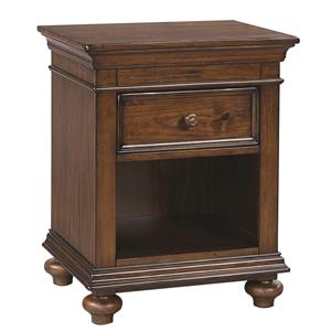Morris Home Furnishings Camden One Drawer Nightstand