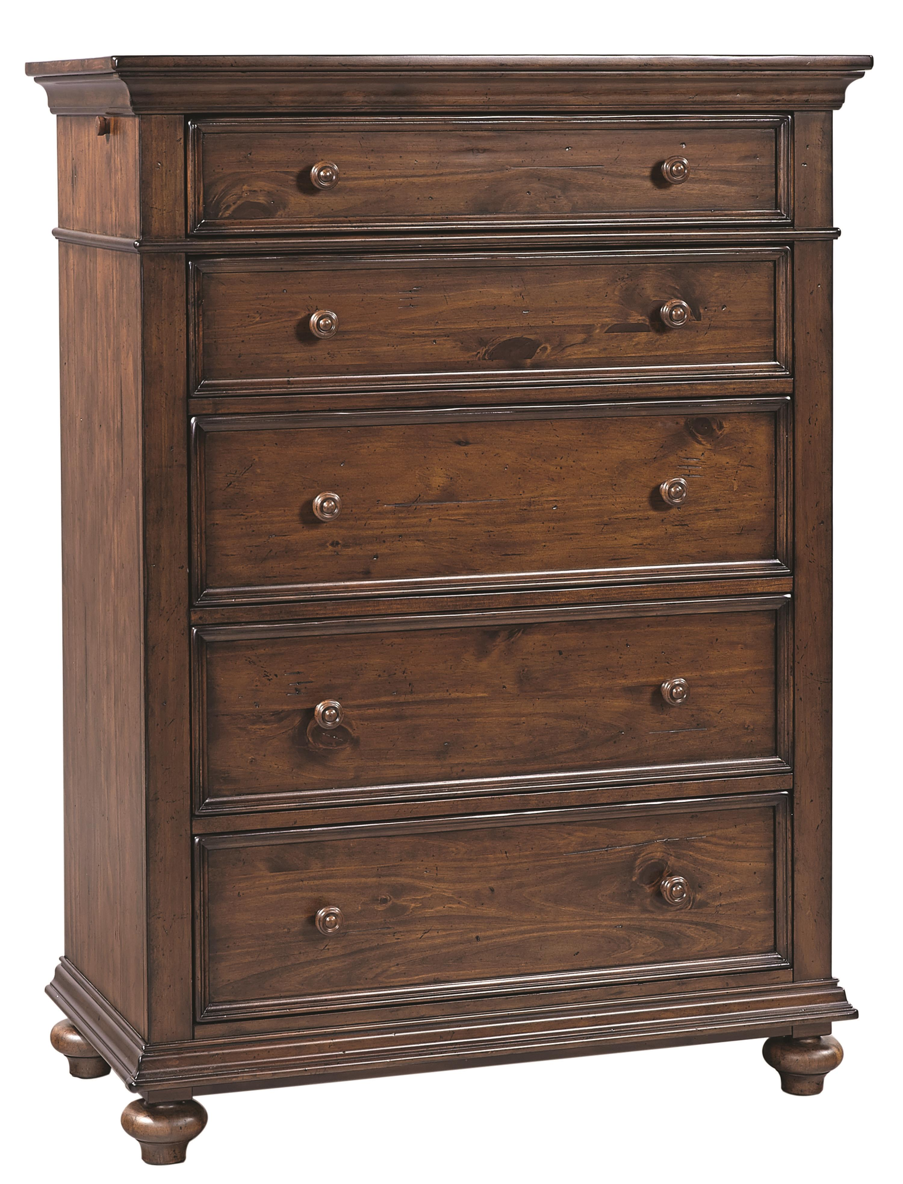 Aspenhome Camden Chest  - Item Number: I57-456
