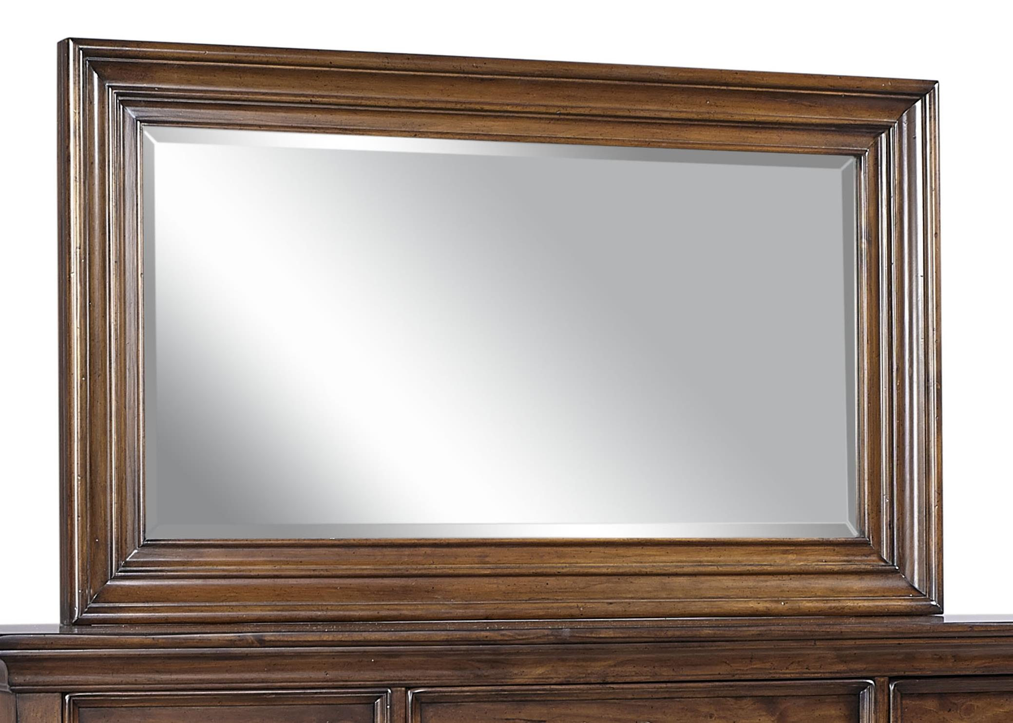 Aspenhome Camden Master Chest Mirror  - Item Number: I57-465