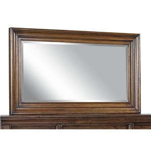 Morris Home Furnishings Camden Master Chest Mirror