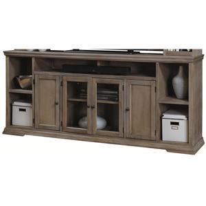"""Morris Home Furnishings Calabasas Calabasas 84"""" Television Console"""