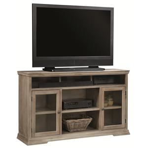 "Aspenhome Canyon Creek 60"" Console with 2 Doors"