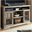 "Aspenhome Canyon Creek 60"" Console with 2 Doors - Item Number: WCK1037-DRF"