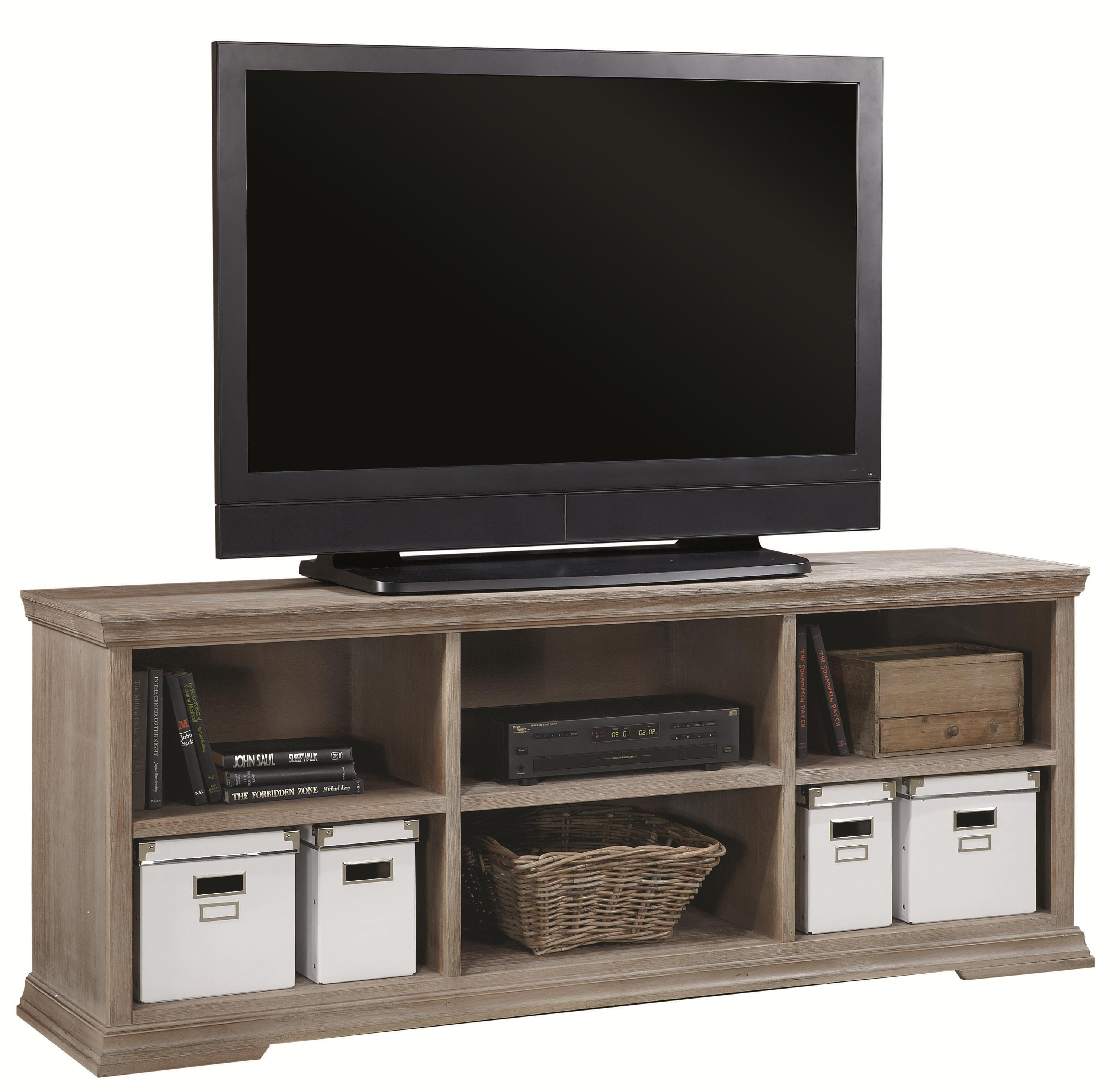 Aspenhome Canyon Creek TV Console - Item Number: WCK1071-DRF