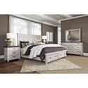 Aspenhome Caraway Cal King Bedroom Group - Item Number: I248 CK Bedroom Group 2